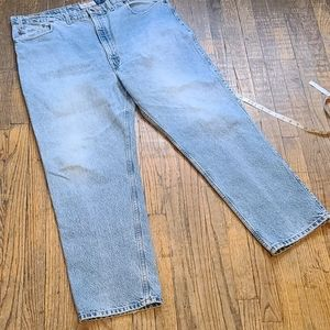 Levis signature relaxed fit 540